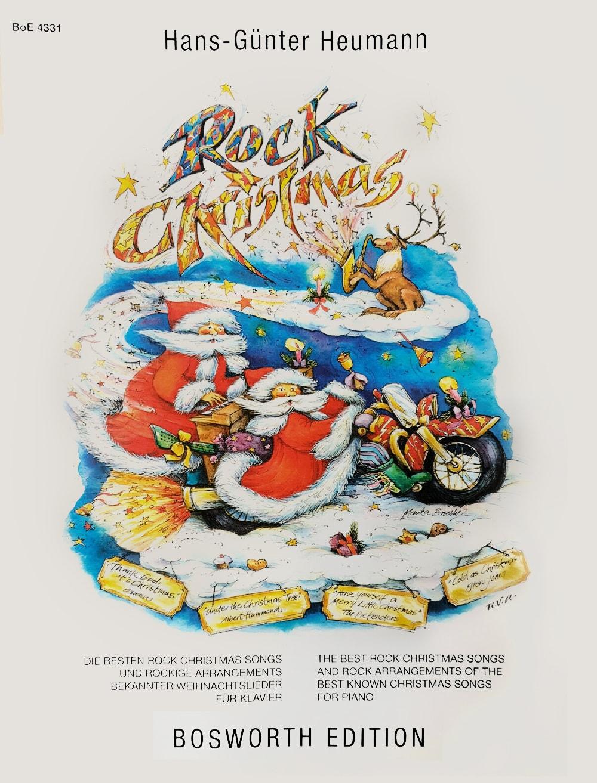 Rock Christmas: Die besten Rock Christmas Songs