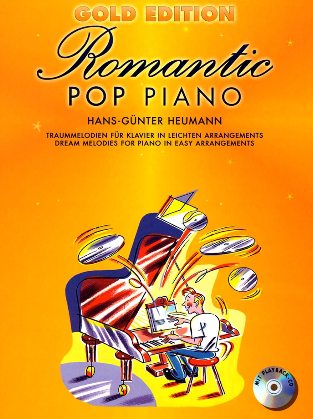 Romantic Pop Piano: Traummelodien für Klavier