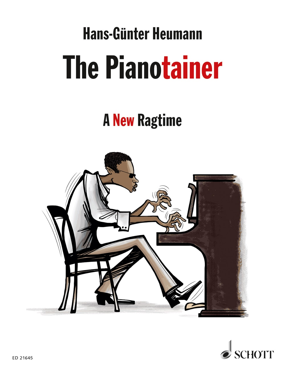 The Pianotainer: A New Ragtime