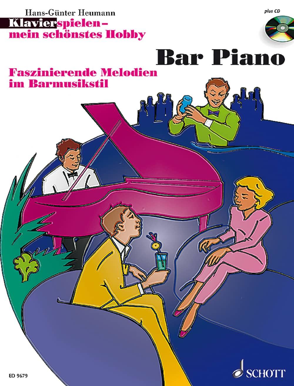 Klavier spielen – mein schönstes Hobby: Bar Piano