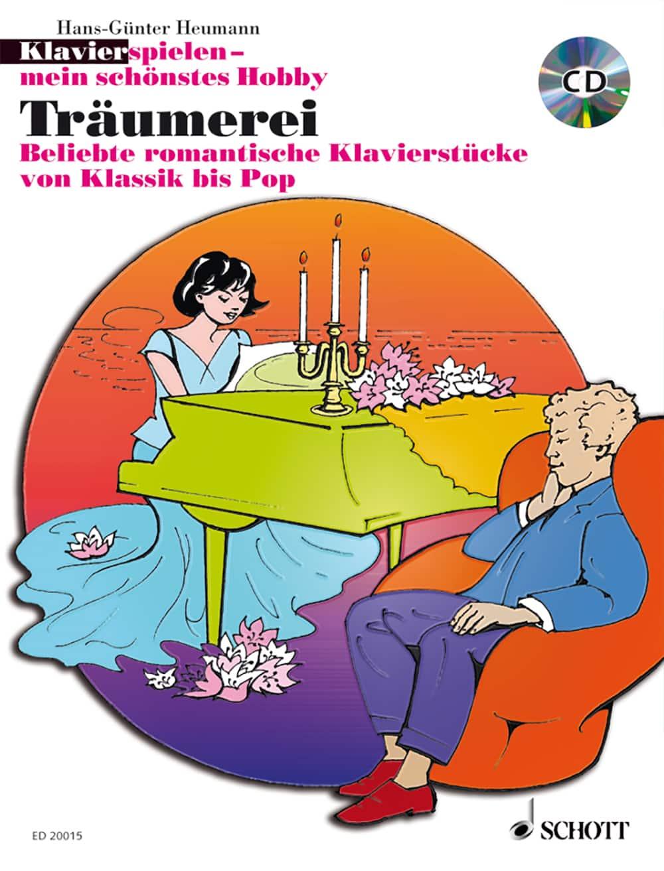 Klavier spielen – mein schönstes Hobby: Träumerei