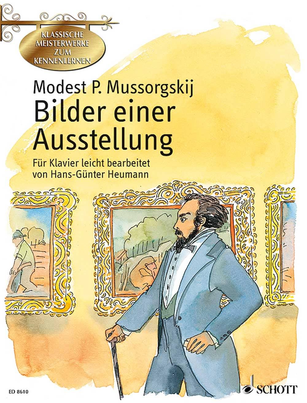 Klassische Meisterwerke zum Kennenlernen: Bilder einer Ausstellung