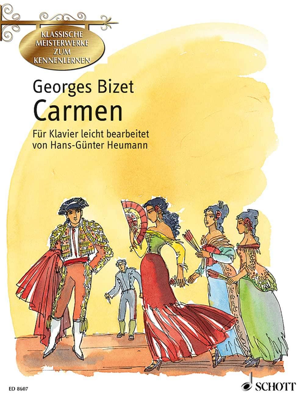 Klassische Meisterwerke zum Kennenlernen: Carmen