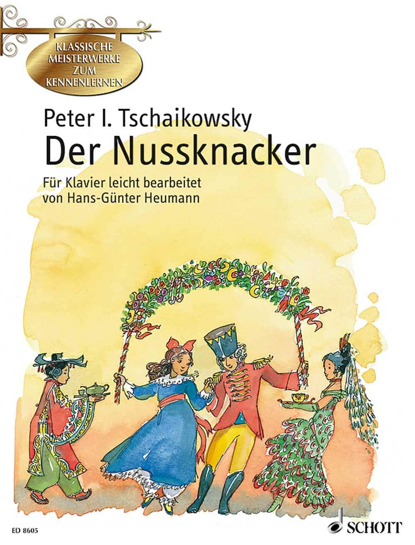 Klassische Meisterwerke zum Kennenlernen: Der Nussknacker