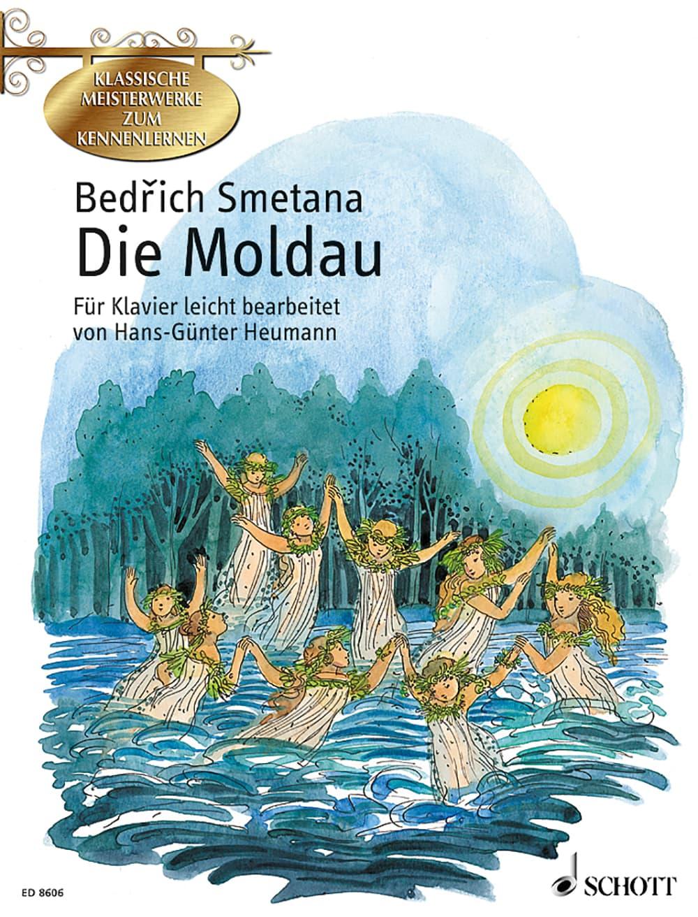 Klassische Meisterwerke zum Kennenlernen: Die Moldau