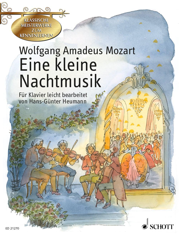 Klassische Meisterwerke zum Kennenlernen: Eine kleine Nachtmusik