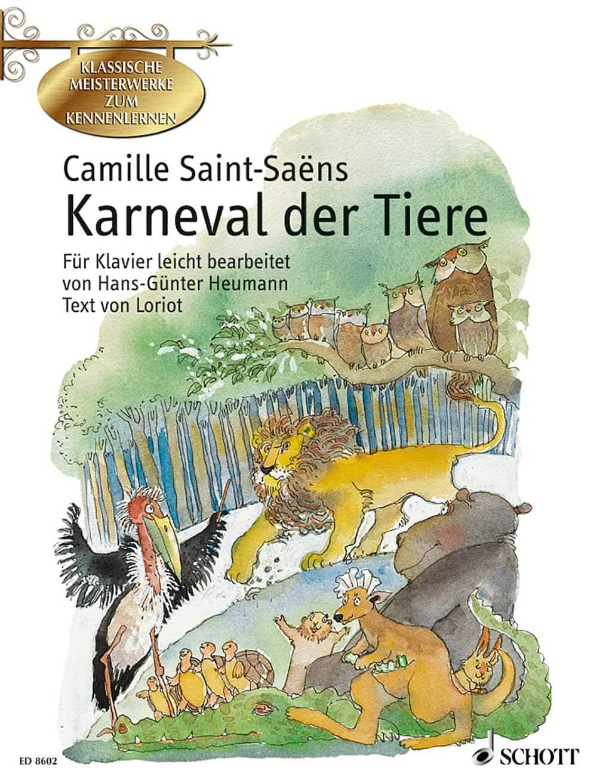 Klassische Meisterwerke zum Kennenlernen: Karneval der Tiere