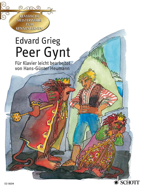 Klassische Meisterwerke zum Kennenlernen: Peer Gynt