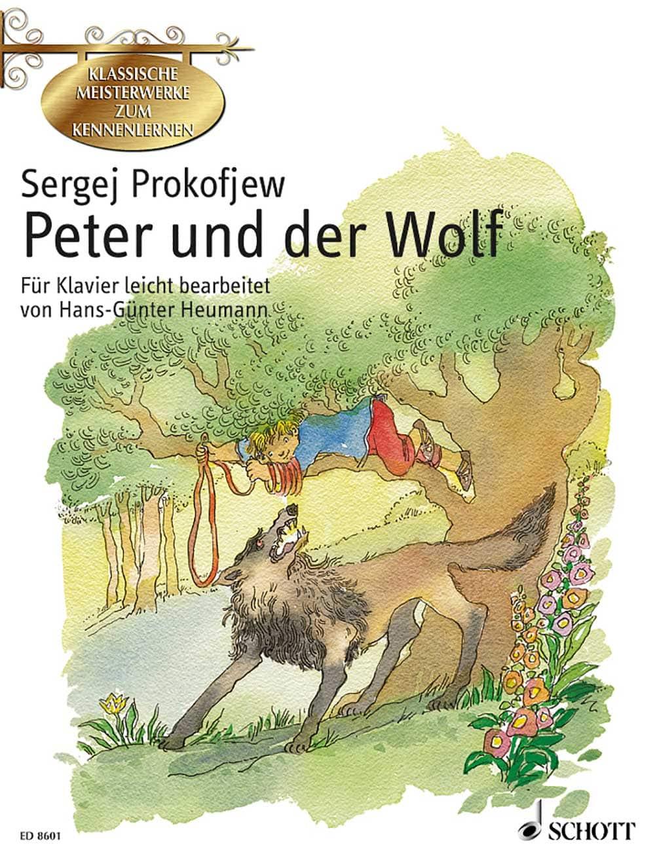 Klassische Meisterwerke zum Kennenlernen: Peter und der Wolf