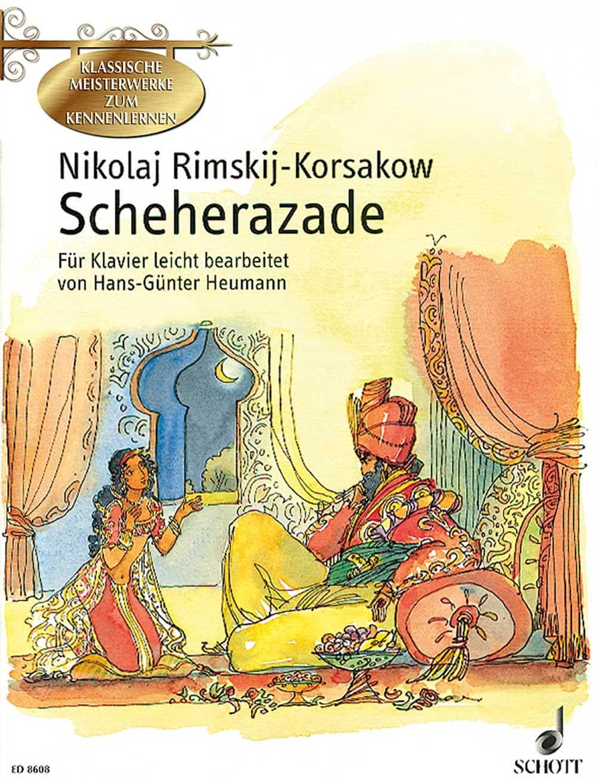 Klassische Meisterwerke zum Kennenlernen: Scheherazade