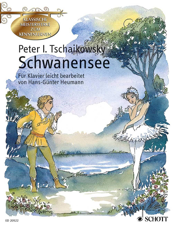 Klassische Meisterwerke zum Kennenlernen: Schwanensee